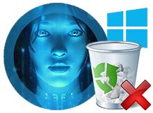 Microsoft Cortana uygulaması nasıl kaldırılır