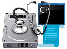 Sabit Disk (HDD) Sağlammı bir komutla öğrenenin