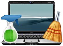 Laptopun içini açmadan fan temizliği yapın