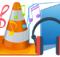 VLC Playeri Müzik çalar olarak kullanın