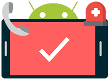Android te acil arama ayarları