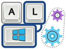 Send Windows Key yazılımı