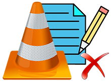 VLC son oynatılan medya kaydını tutmasın