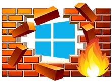 Güvenlik duvarı uygulama listesi