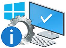 Windows 10 da Klasik Sistem Özellikleri