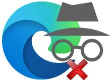 Microsoft Edge InPrivate modunu yasaklayın