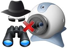 Web Kameranız ile Gözetlenmeyin (WebCam On-Off)