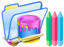 klasör renklendirme programı Folder Painter