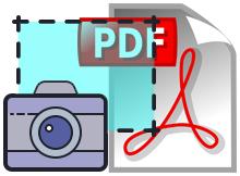 Pdf dosyasında tam sayfa ekran görüntüsü alın