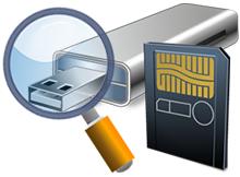 USB Bellek veya SD kart kapasitesi Sahtemi