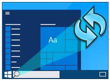 Windows 10'da Arama Kutusu Metnini değiştirin