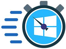 Windows 10 da Kronometre kısayolu