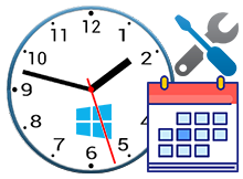 Windows sistem saati otomatik düzelsin