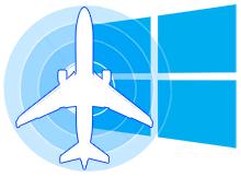 Windows 10 da Uçak modu kısayolu