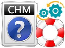Bir yardım dosyası (Chm) nasıl oluşturulur