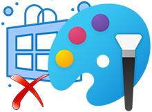 Microsoft storeden Paint İndir