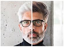 Photoshop ile Saçlardaki beyazlığı yoket