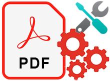 Bozuk pdf dosyalarını onar