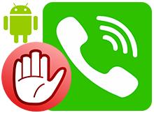 Android telefonlarda yanlışlıkla aramaya son