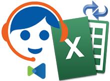 Excel formüllerini farklı dillere çevir