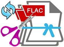 FLAc dosyasını böl ve Mp3 yap