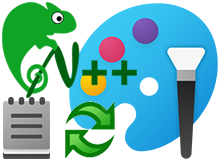 Notepad++ da koyu tema nasıl aktif edilir