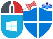 Sağ tuşa Windows güvenlik merkezi