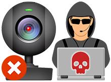 Web kamerası kullanımını yasaklayın
