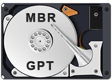 Disk MBR mi GPT mi