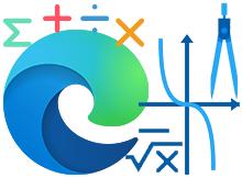 Matematik Problemlerinizi EDGE tarayıcısı çözsün