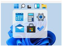Windows 11 de Görev Çubuğunu En Üste Taşıyın