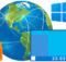Windows 10 saati saniyeyide göstersin