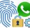 WhatsApp Parmak izi Kilidi nasıl aktif edilir