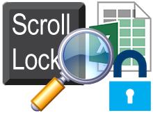 Scroll lock tuşu nedir ne işe yarar