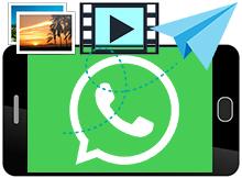 WhatsApp de bir kez görüntüle özelliği