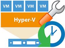 Hyper-v de sanal makinaları dışa aktar